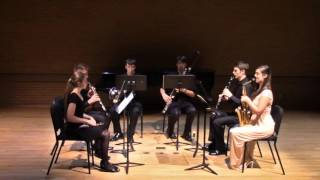 Scaramouche for alto saxophone and wind quintet