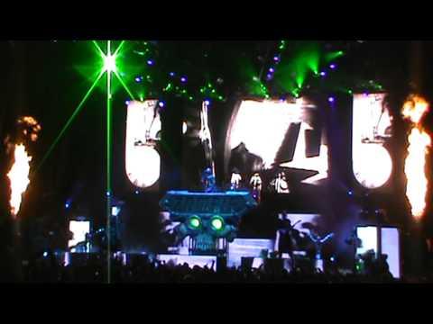 ROB ZOMBIE - TEENAGE  NOSFERATU - LIVE- ROCKSTAR MAYHEM 6-29-2013 SAN BERNARDINO