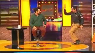 Muzakraat duniya news funny clip iftikhar thakur