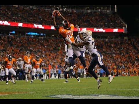 San Diego Chargers vs Denver Broncos Thursday Night Football October 23 2014 Week 8 Recap