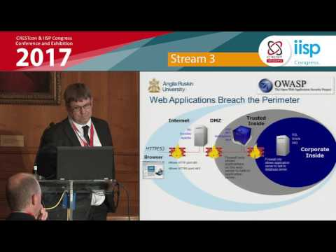 The Need for Secure Coding –  Adrian Winckles Board Member, OWASP Europe