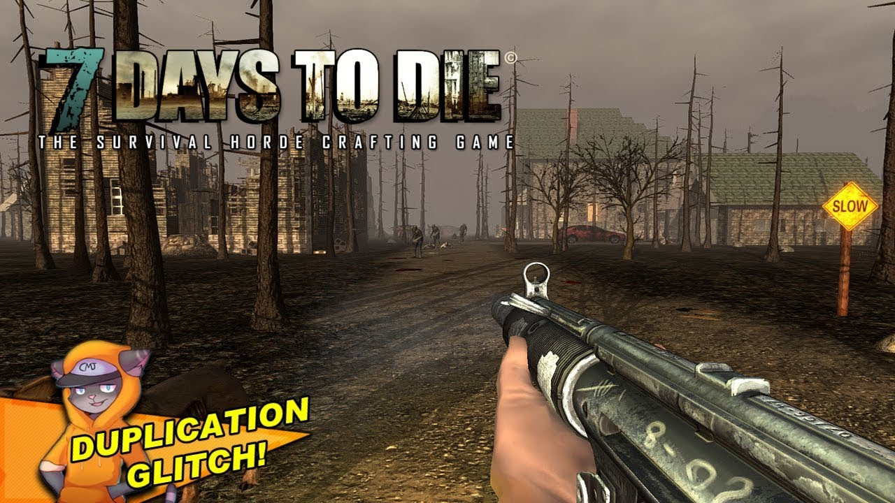 7 days to die duplication