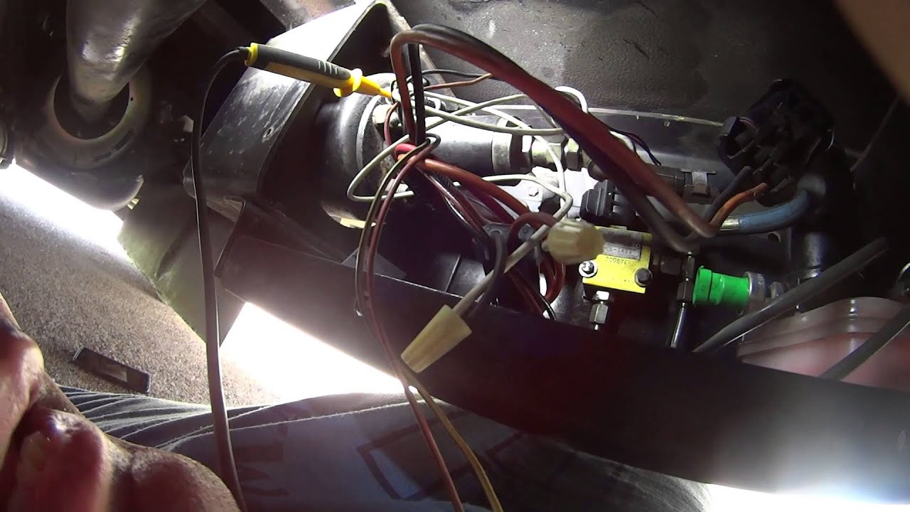 1995 Ford F53 Wiring Diagram Auto Park Brake Nightmare Youtube