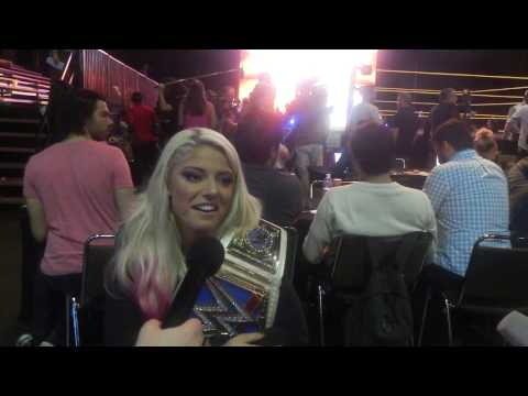 Alexa Bliss Interview: Roster Split, NXT, Stables, Paul Heyman, Vickie Guerrero,  Styling