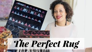 How to Pick the Perfect Rug