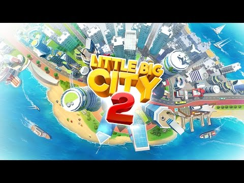 Little Big City 2 - Official Game Trailer