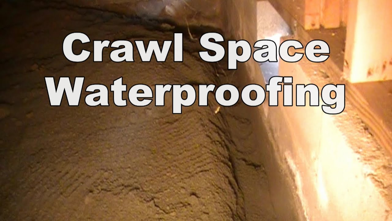 how to install footer tiles in your crawl space do it yourself lots of labor
