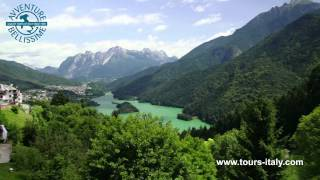 Small Group Dolomites and Cortina Venice Day Trip