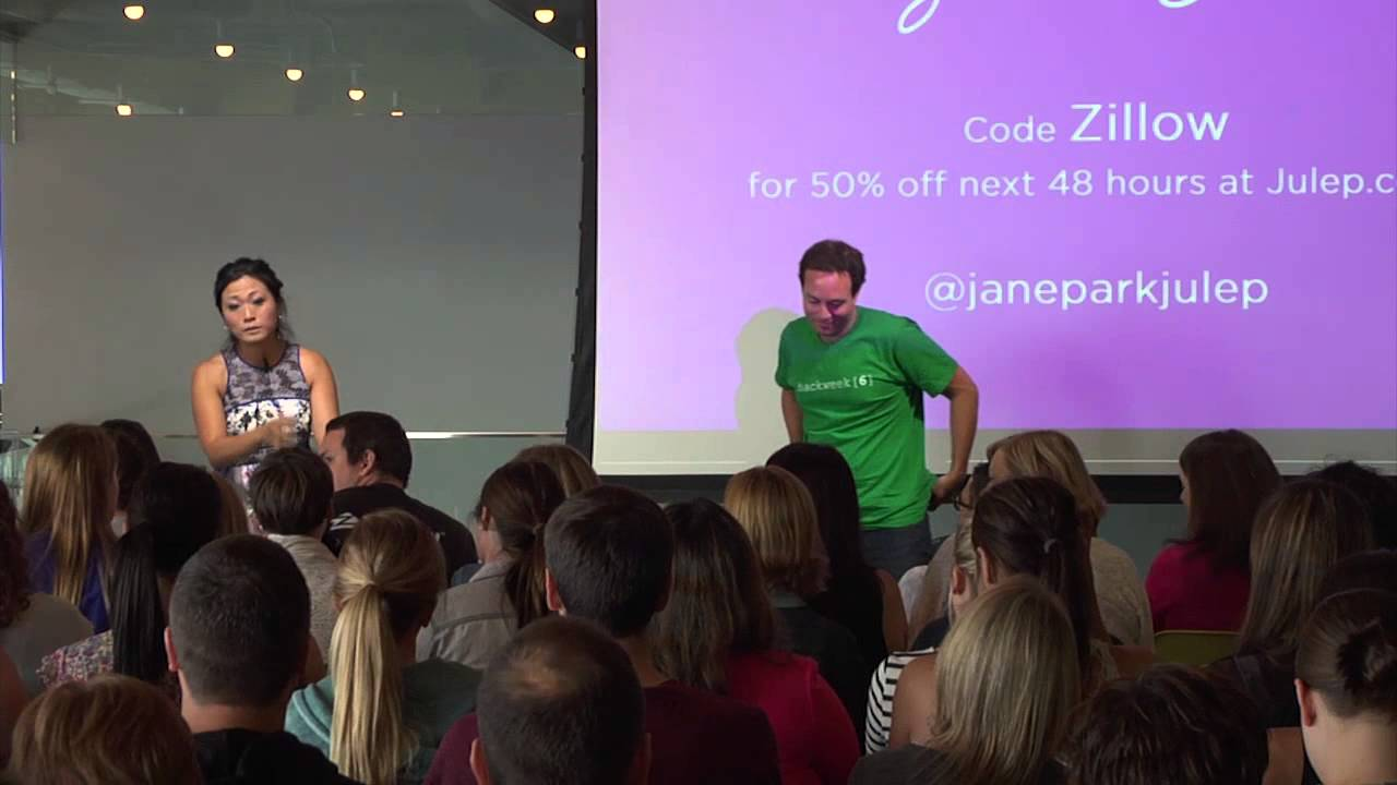 Zillow Speaker Series: Jane Park, Julep Founder & CEO - YouTube