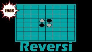 Reversi (1985) - Juegos de época 🕹️