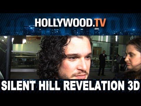 Kit Harington shines at Silent Hill Revelation Premiere - Hollywood.TV