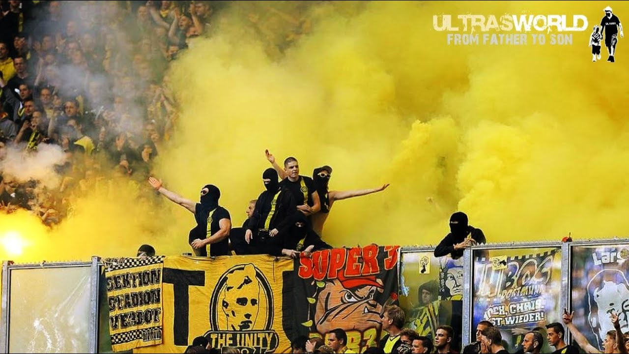 Borussia Dortmund Ultras World Youtube