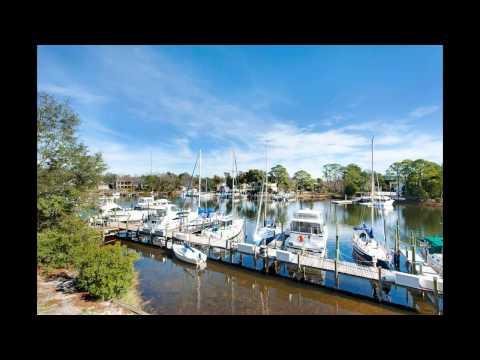 8/8A Marina Villas Niceville Bluewater Bay