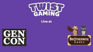 Call to Adventure - Brotherwise Games - Live at Gen Con 2018