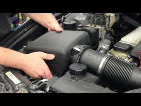 BMW 540i Timing Chain Tensioner Replacement e39