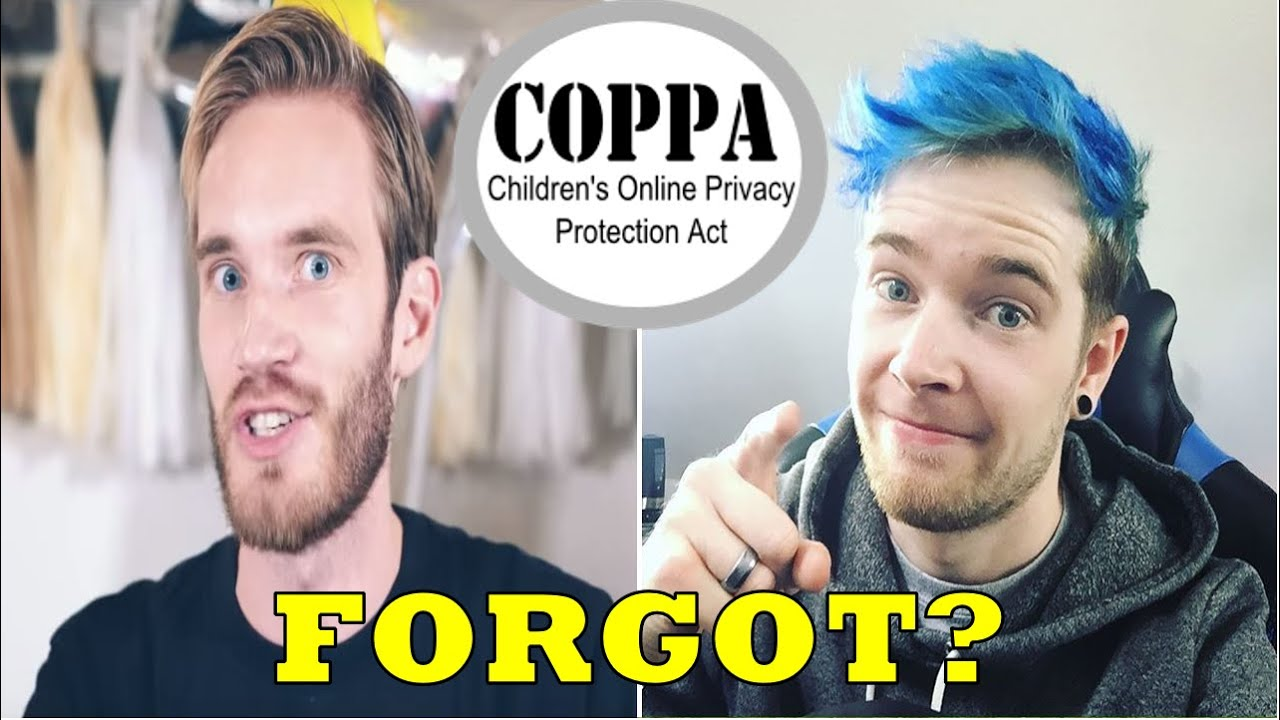 Big Youtubers Forgot About COPPA?