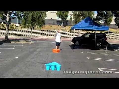 bucketball-tailgating-review-&-demo