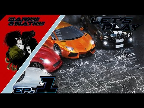 Let's Play The Crew! 50,000 Free CC and New Cars!