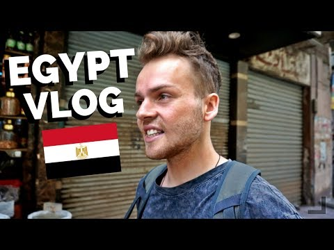 First FEELINGS of TRAVEL in EGYPT مصر