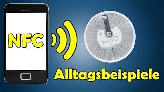 NFC im Alltag NFC-TAG Programmierung mit dem Handy - Tutorial