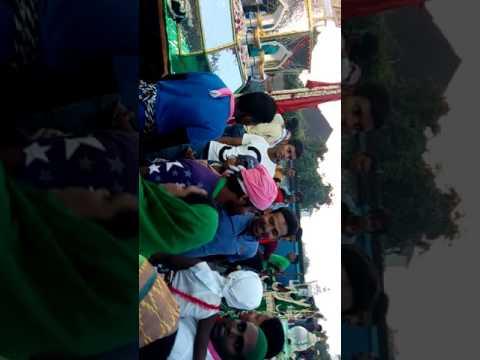 Sadar Bazar Barrackpore muharram 2016