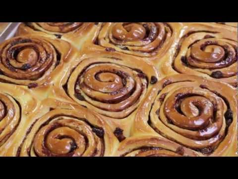 Bubby Rose's Bakery Cinnamon Rolls