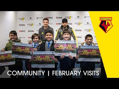 COMMUNITY   Niang, Cleverley, Gomes & more! (February half-term)