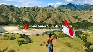 Asmara Nusantara - Budi Doremi  (LIRIK)