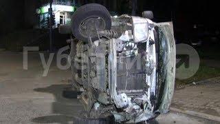 Подруга хабаровского таксиста пострадала в серьезной автомобильной аварии. MestoproTV