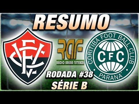 Vitória x CoritibaFC Ao Vivo l Campeonato Brasileiro Série B