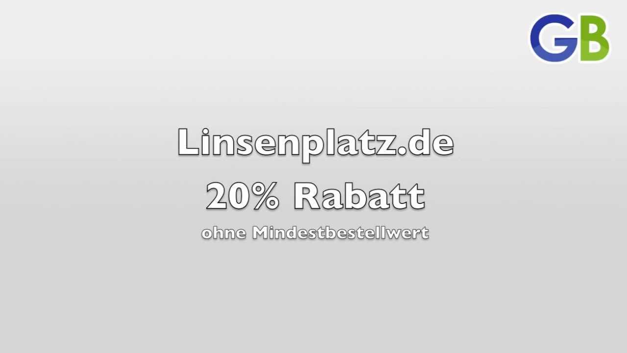 linsenplatz gutschein 12%