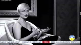 Люди. Hard Talk. Главный редактор Vogue Маша Цуканова