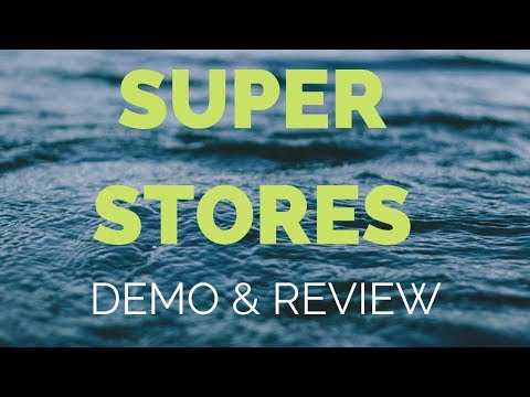 Superstores Review Demo - Superstores Review Discount - Superstores Review Bonus. http://bit.ly/32aFp0e