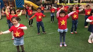 Trường Mầm Non Thị Trấn Sóc Sơn - Việt Nam Vô Địch