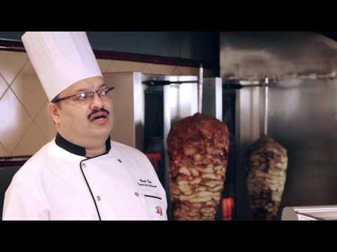 Chef Vinod Nair on Knorr Chicken Shawarma