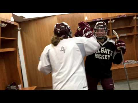 Colgate Womens Hockey Team Mannequin...