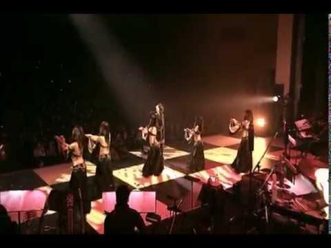 Akiko Shikata Concert 2013 LAYLANIA Black & White DVD - BLACK  PART (Disc 2 / 志方あきこ)