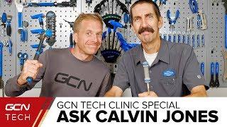 Ask Park Tool's Calvin Jones | GCN Tech Clinic Special Edition