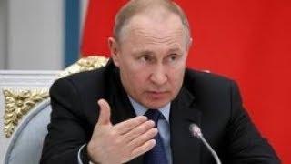 Совещание Владимира Путина с Правительством РФ. Полное видео