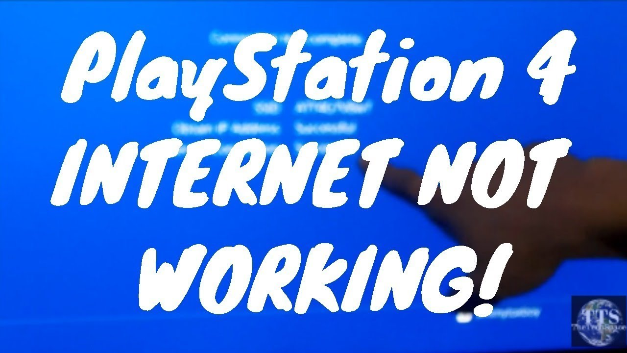 HOW TO FIX PLAYSTATION 4 (PS4) WIFI/ETHERNET NOT WORKING! **WIFI FIX!**