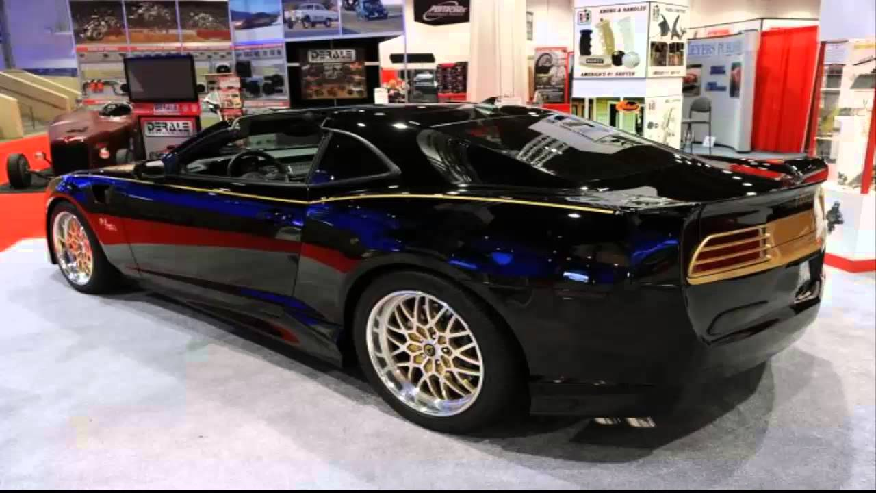 Trans Am Firebird 2016
