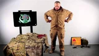Обзор  Куртка горная летняя P1G TAC  Mount Trac MK 2  ч 1