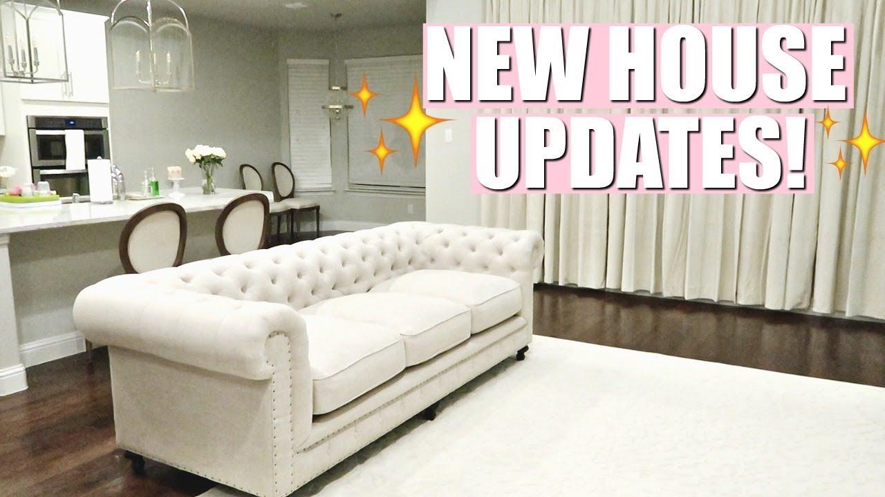 NEW HOUSE UPDATES   NEW FURNITURE U0026 DECOR   Tara Henderson