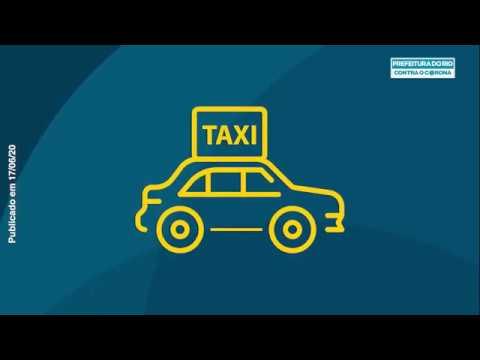 CORONAVÍRUS | Taxistas são testados para Covid-19