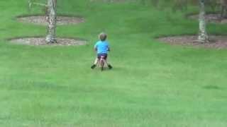 Отец года и ребенок на велосипеде...(Присоединяйтесь. Видео приколы для отдыха ,без политики. За пару лет собралась приличная коллекция забавн..., 2014-12-08T20:47:43.000Z)