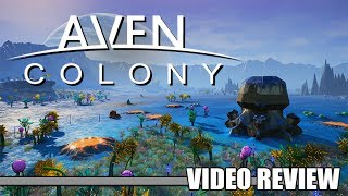 Review: Aven Colony (PlayStation 4, Xbox One & Steam) – Defunct Games