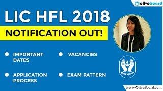 LIC HFL Notification 2018 | Exam Pattern | Eligibility Criteria