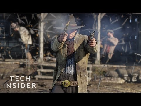 """Let's Play """"Red Dead Redemption 2"""" on PlayStation 4"""