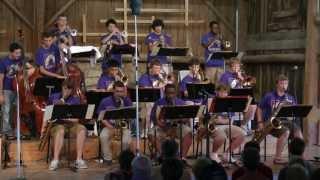 Birch Creek Lab Band - One Bass Hit