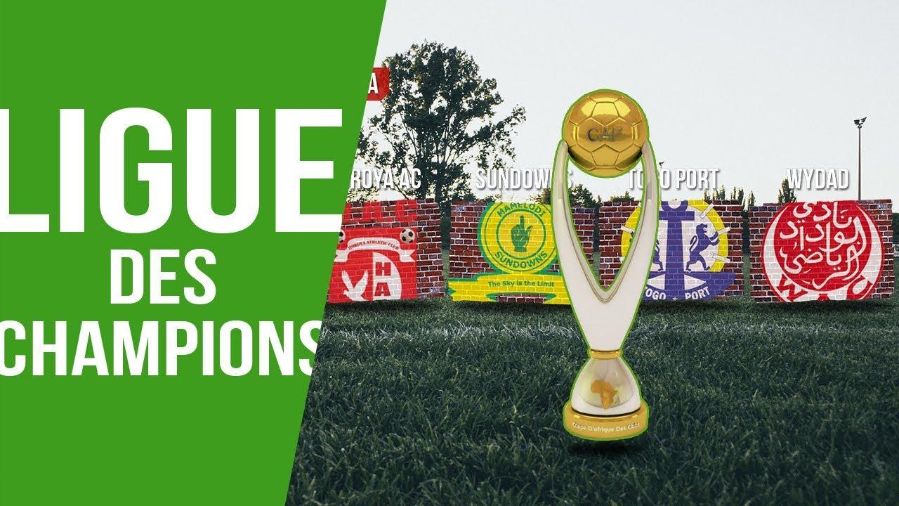 Champions League 2019 Calendrier.Calendrier Programme Des Groupes De Ligue Des Champions Caf
